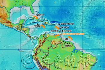 加勒比海盗3》拍摄地探秘之旅图加勒比海 >>