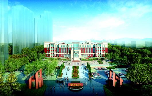 中国中铁 诺德名城,品质生活的理想选择