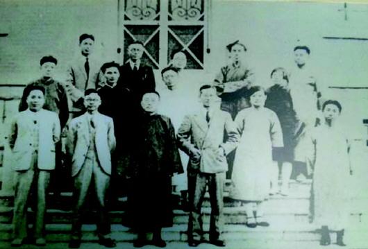 老舍先生120周年诞辰:时短情长,泉城成第二故乡