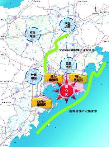 青岛王哥庄健康城